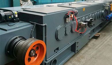 The Dispatch of 13 Dies Copper RBD Machine
