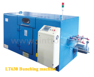 LT630 bunching machine