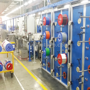 Optical Cable Secondary Coating Line