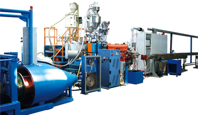 1000m/min High Speed Building Wire Extrusion Line