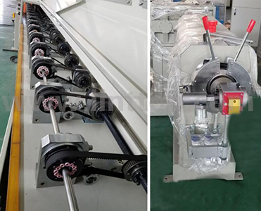 Central Loose Tube Type Cable Production Line & SZ Stranding Line