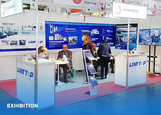 LINT TOP at 2018 Germany Exhibition