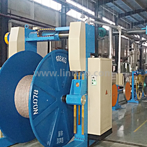 Optical Fiber Sheathing Line