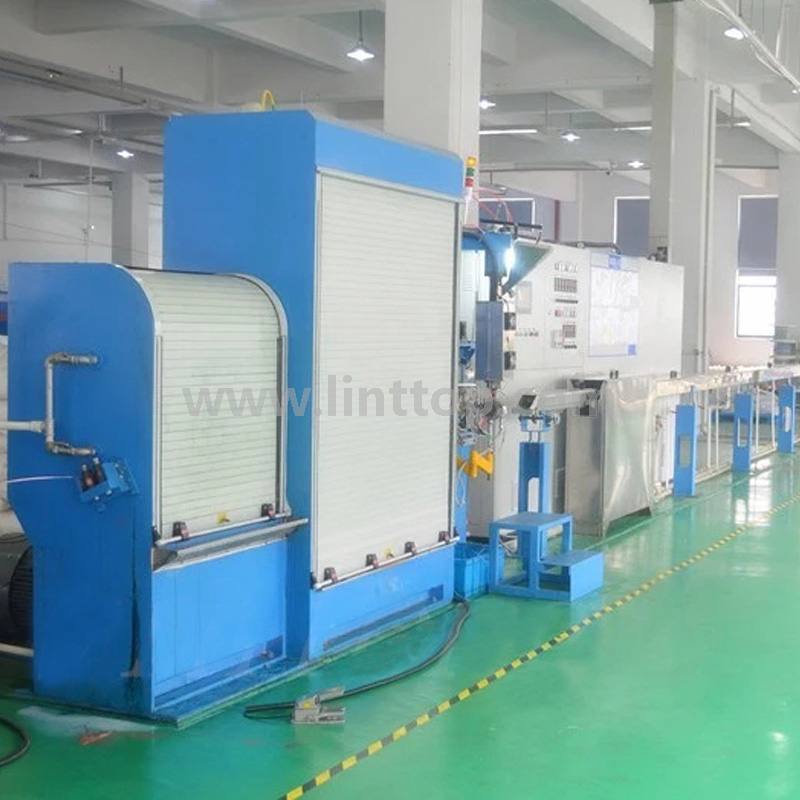 Sheathing Extrusion Line