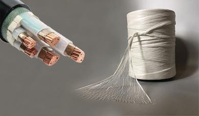 Lint Top Expands PP Cable Filling Rope Solution.jpg