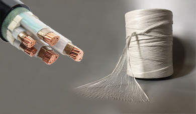 Lint Top Expands PP Cable Filling Rope Solution